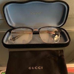 Gucci eyeglasses men